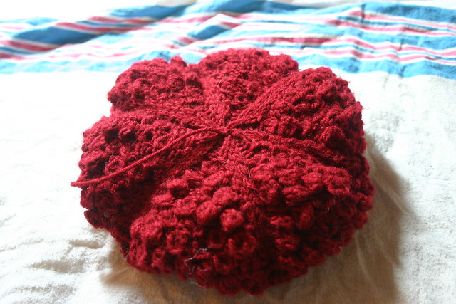 Knitted Placenta(4)