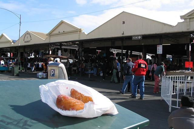 Queen Victoria Market, 2003
