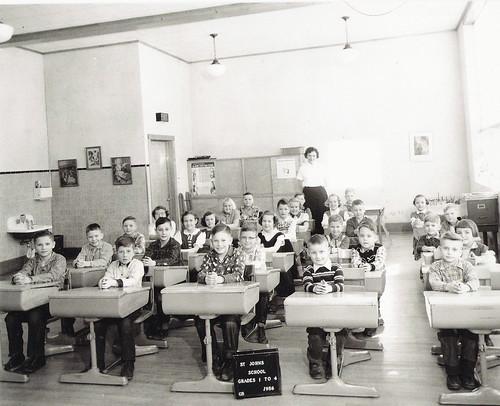 St. John Historic Classroom 2