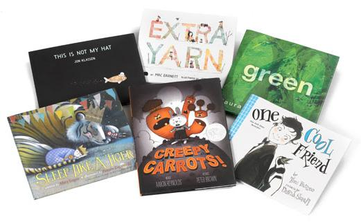 Laughing Giraffe Books Best of 2012 Set