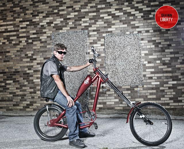 Shawn Liberty - Ottawa Custom Cycle Society