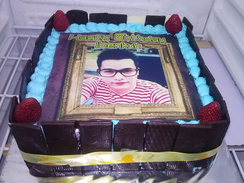 Terjual Kue Ulang Tahun Dgn Foto Edible Kaskus