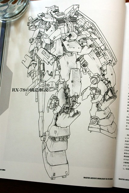 Master Archive Mobilesuit - Earth Ferderation Force RX-78 GUNDAM - 6