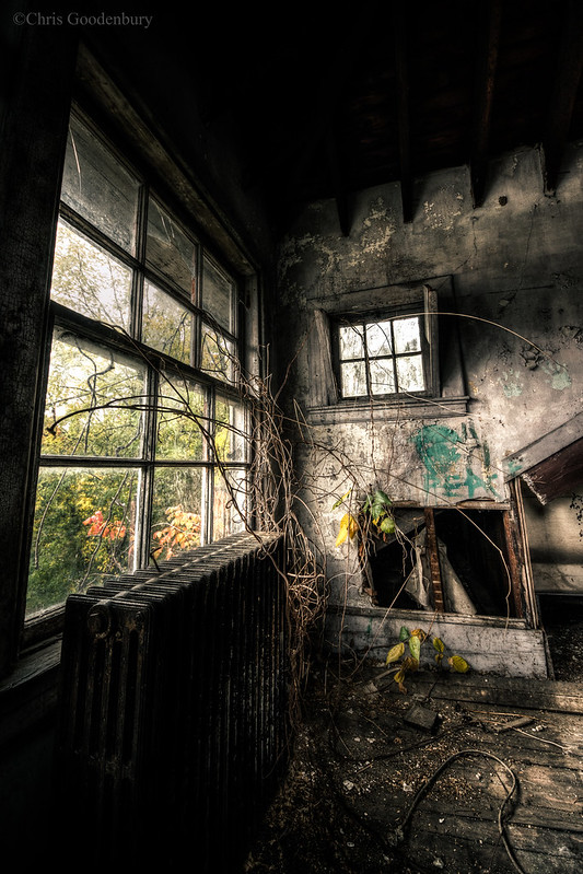 Of Autumn, Quiet Loneliness and Silent Ghosts | Reformatory in Ruin