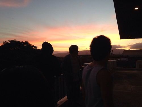 Math sunsets