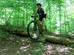 Bike 180 2015: Day 64 - Return of Germ