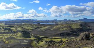 Lakagigar landscape