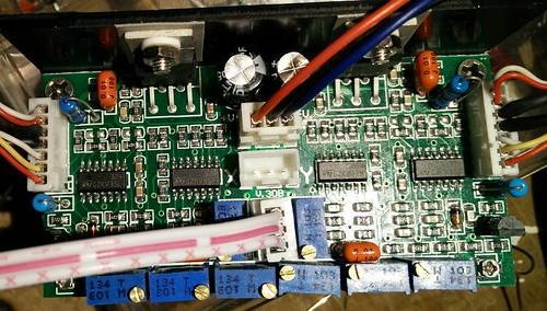 Galvo control board