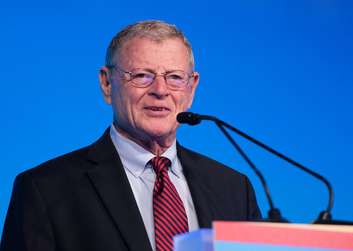 The Honorable James M. Inhofe