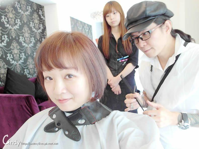 台北中山//FIN二館 沙龍美髮│剪來剪去來是這裡最尬意!