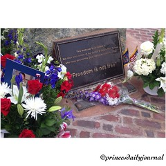 Freedom is not free! Paying my respects to the fallen. May you Rest In Peace. www.princesdailyjournal.com #princesdailyjournal #princeinthecity #memorialday #sacrifice #salute #coronado #memorialday #payyourrespects #neverforget #military #thankyouforyour