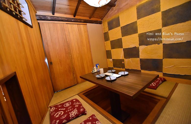 木庵食事處台中日本料理居酒屋09