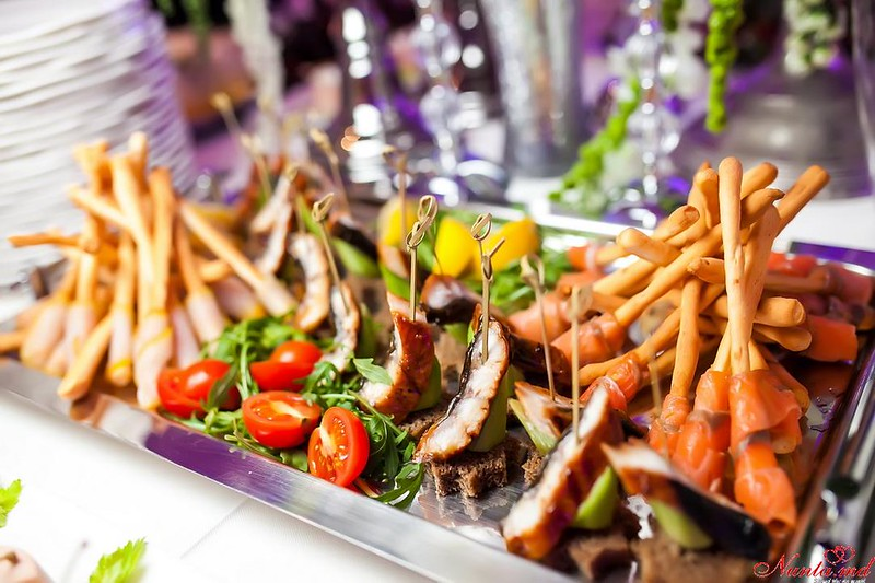 """Гармония, элегантность, изысканность — это те слова, которые определяют особый стиль ресторана """"Mi Piace"""". > Фото из галереи `Вкусные блюда!`"""