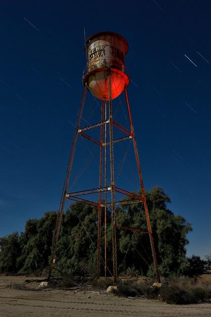 water tower. calipatria, ca. 2016.