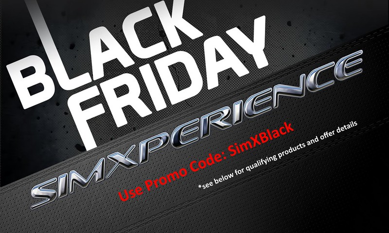 SimXperience Black Friday 2016 Promotions