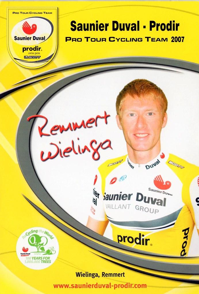 Remmert Wielinga - Saunier Duval Prodir 2007