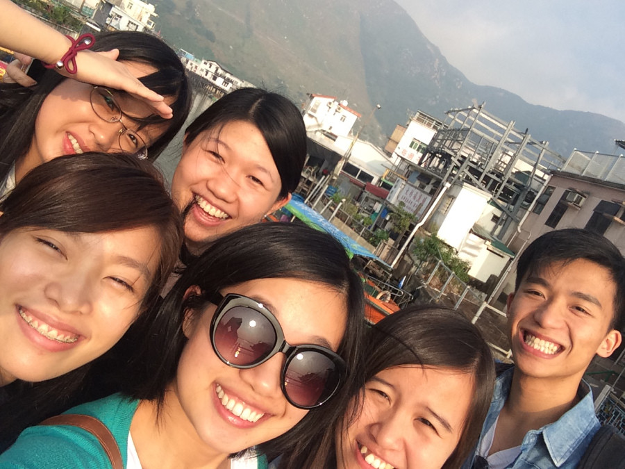 Tang, Christine; Hong Kong - A Visit to a Fishing Village (5)