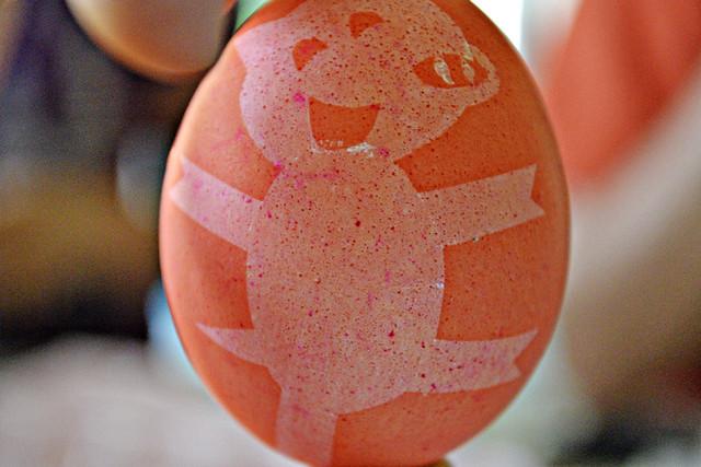 easter eggs #3