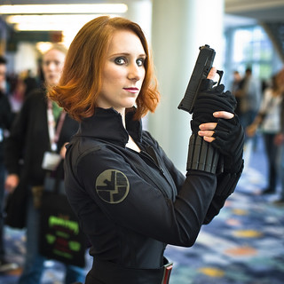 Wondercon 2012 – Black Widow