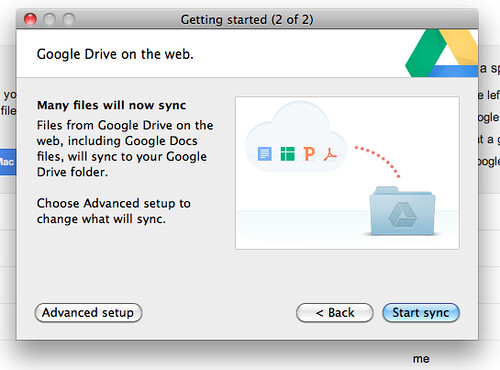 Google Drive Getting Started (2 of 2)