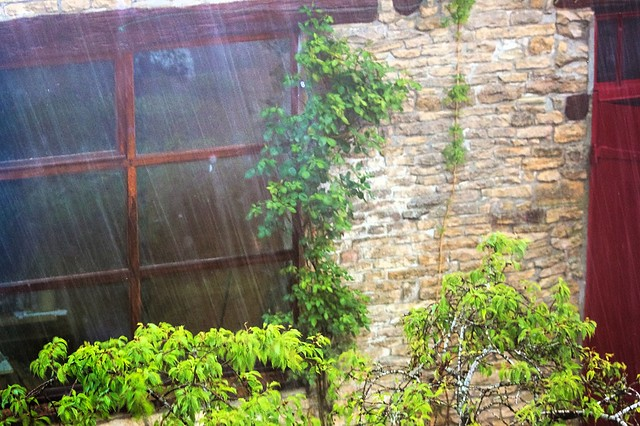 Grosse orage à sennevoy le bas(Yonne)