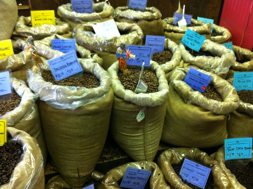 Coffee at Puerto Rico Importers