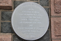 Photo of Grey plaque № 10048