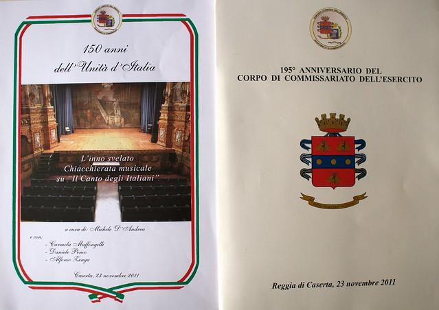 Teatro di Corte di Caserta 2012