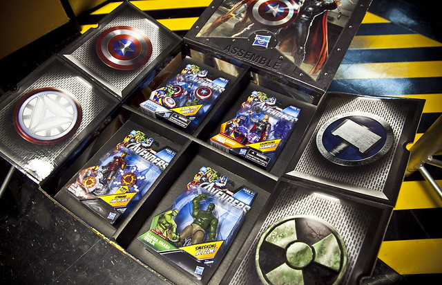 "Hasbro ""The Avengers"" Press Kit (2)"