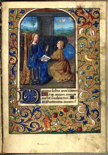021-Book of Hours -GKS 1610 4º-Det Kongelige Bibliotek