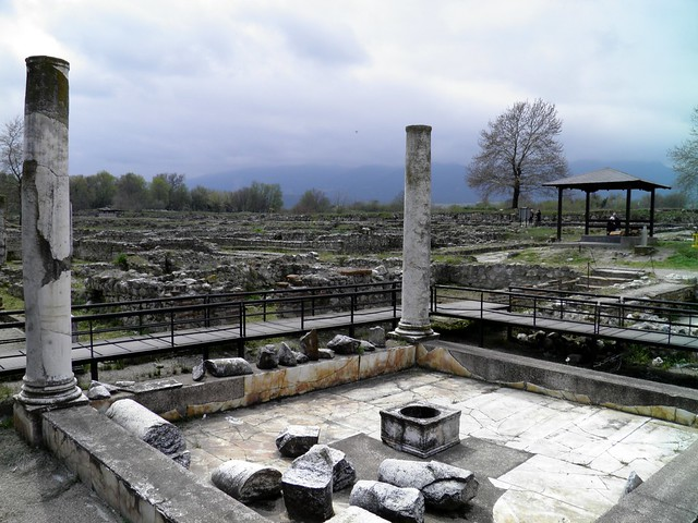 The Villa of Dionysos, Ancient Dion