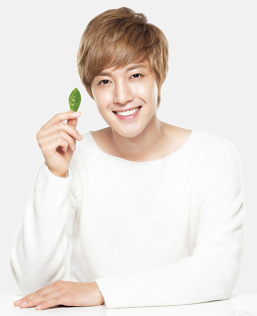 Kim Hyun Joong The Face Shop Promotion Apr 2012