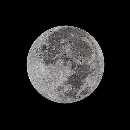 May 2012 Supermoon