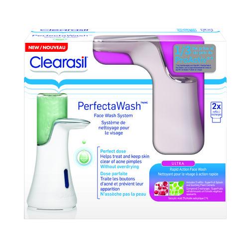 Clearasil PerfectaWash - CDN Packshot