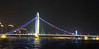 China trip - Guangzhou - Pearl River Night Cruise - Pearl River Bridge