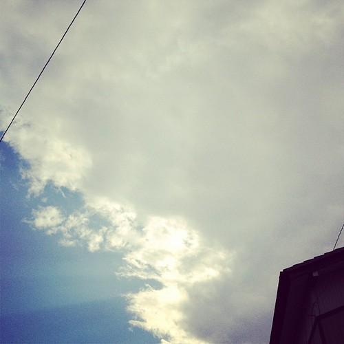 私には見えた!この雲の向こうのイクリプスがっ!!
