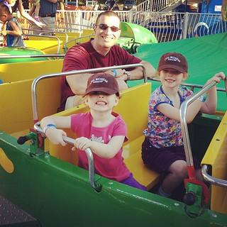Happy Father's Day to one amazing dad. @dumbmom #dudettedadlife?