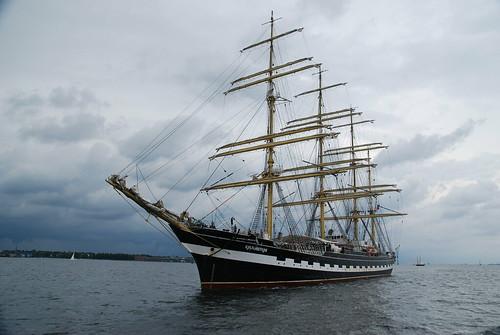 "Segelschiff ""Krusenstern"""
