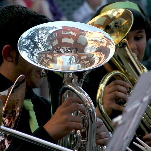 DÍA EUROPEO DE LA MÚSICA 2012 - LEÓN - CONCIERTO DE LA BANDA DE MÚSICA JJMM-ULE - 23.06.12
