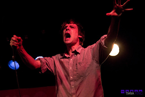 John Maus @ Lee's Palace 06/15/2012