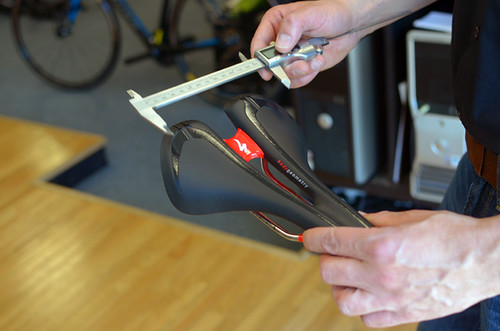 Saddle Fit at Cycle Loft