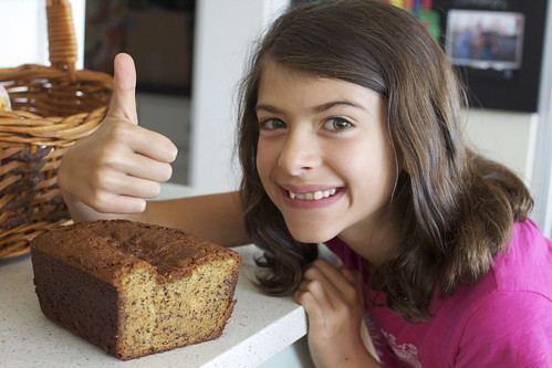 Julia's Best Banana bread