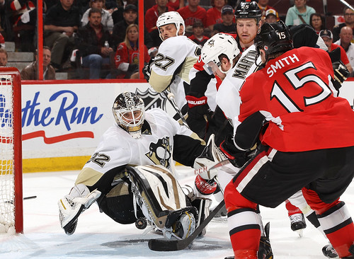 Vokoun on Game 3: 'It doesn't have any bearing on the game tomorrow unless we let it' - 05-21-12 photo