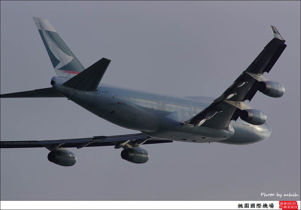 Cathay Pacific Airways B-HOS-013