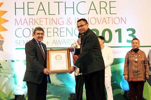 Indonesia Health Care Marketing & Innovation Conference 2013 – Biofarma.