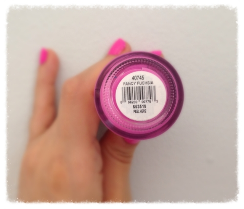 Orly fancy fucsia