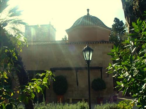 Capilla Torre Rejas