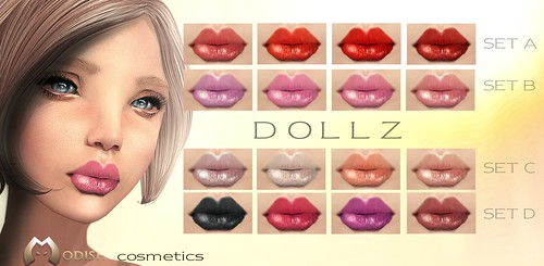 Dollz-lipsticks@ FunnyPuppetFair 2nd June by ::Modish::