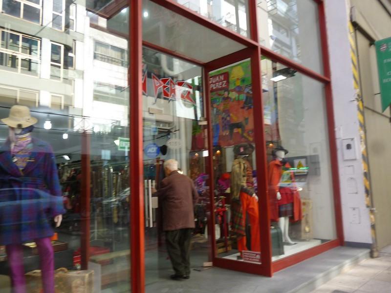 Juan Perez thrift store