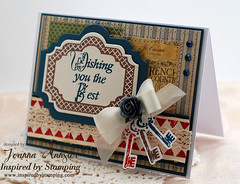 Inspired by Stamping French Country, Heartfelt Greetings
